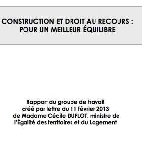 """Propositions Labetoulle sur les """"recours abusifs"""" : notre réaction"""