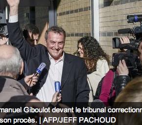 Le procès d'Emmanuel GIBOULOT dans la presse
